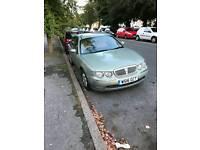 Rover 75 failed mot