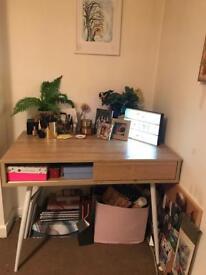 Stylish modern Habitat desk