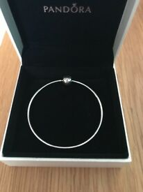 Pandora Essence Bangle New 18cm