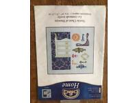 Embroidery kit contemporary
