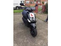 Yamaha neos easy 50cc moped