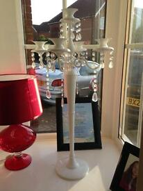 Candle holders. Candelabra two available