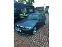 """FOR SALE BMW 318 sport. 12 months MOT 19"""" alloys. Any inspection welcome."""