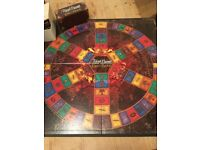 Hasbro Lord of the Rings Trivial Pursuit DVD Board Game
