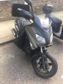 Yamaha Xmas 125cc 2012 £1200