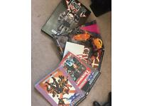 Marvel Comics Graphic Novels £20 the lot or £4 each