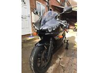 Yamaha R6 5SL 2005 1 Year Mot. 15k Warranted Miles. HPI Clear Free Delivery