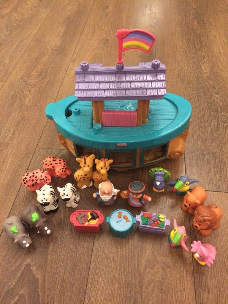 Fisher price noahs ark
