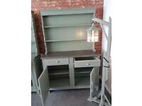 Painted furniture. Some itemsoak, Mexican wood. farrow and ball paint