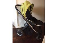 Baby Style - Oyster pushchair + carrycot, stroller, buggy