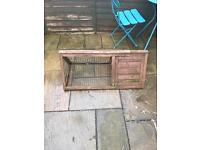Free guinea pig hutch's and run