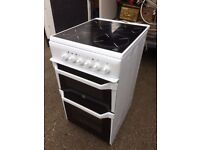 INDESIT IT50C ELECTRIC COOKER DELIVERY POSSIBLE