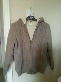 F&F hooded jacket