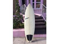 Surfboard - 6'0 Fish