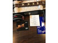 2014 USA-GIBSON LES PAUL STUDIO 120TH ANNIVERSARY EDITION SPECIAL GUITAR New D'adarrio strings