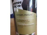 Tommee Tippee travel bottle and food warmer (BRAN NEW!!!)