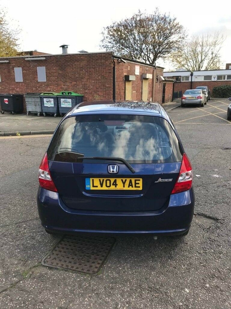 Honda Jazz 2004 Automatic 1.4