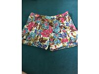 Joules size 12 shorts