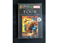Marvel Graphic Novel: Fantastic Four 'Authoritative Action' Issue #41 Vol.31