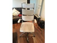 Free to collector - White office chair