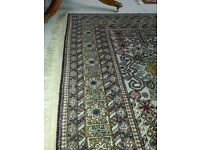 finely top quality handwoven Persian rug