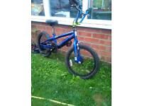 BMX bike boys age 6/8 collection wymondham