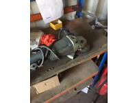 Electric Angle Grinder Bosch