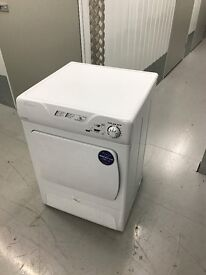 Candy Condenser White Tumble Dryer