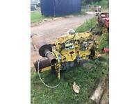 Ford industrial 6 cylinder engine