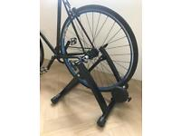 Stationary bicycle stand / exercise trainer in perfect condition!