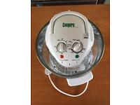 Coopers of Stortford Halogen Oven with Accessories- NEW