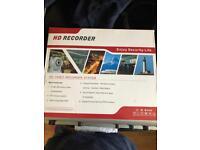 Cctv recording box