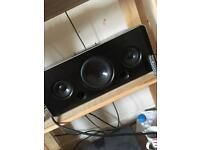 (Loud) 150w Bluetooth/aux speaker
