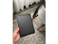 iPad 2018 in excellent condition with Apple cover
