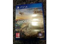 PS4 ghost recon
