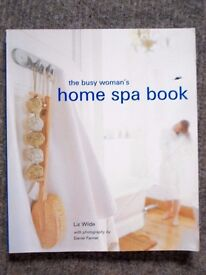 The Busy Woman's Home Spa Book