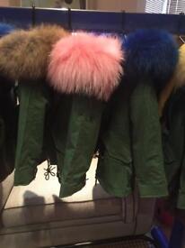 Children's winter coats