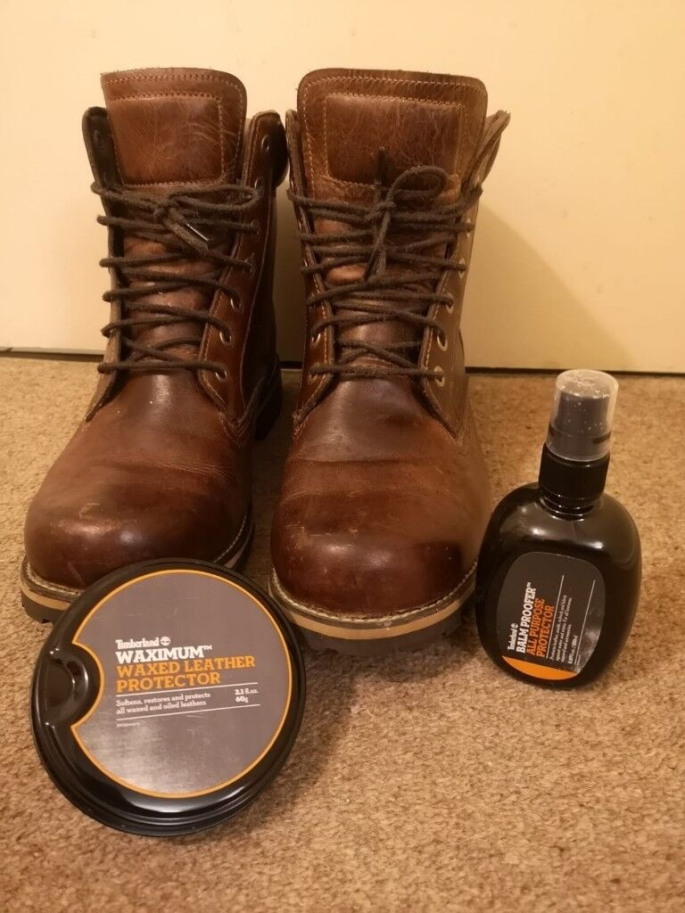 f97527fe9d Timberland - Waterproof - BOOT FOR MEN -With Accessories -Near New - £50
