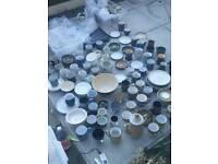 Large job lot DENBY Pottery