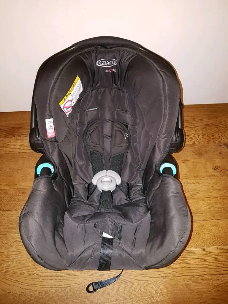 Graco TriLogic Baby Car Seat