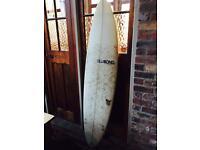 """Billabong Robert Vaughan 6'9"""" Surfboard"""