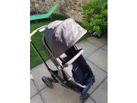 Mothercare Pram/Carseat Cosytoes