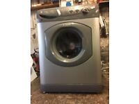 Hotpoint silver 6 Kilo Washing Machine