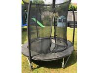 6ft trampoline free
