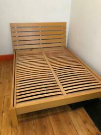 Sturdy bed frame