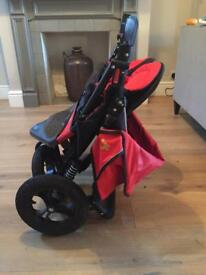 Out n About Nipper V4 Double Buggy for sale