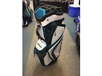 TITLEIST 14 WAY DIVIDER CART BAG. BRAND NEW
