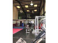 Gym equipment - complete gym