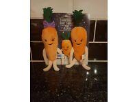Chantenay baby carrot and jasper