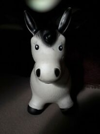 Happy Hopperz Zebra/Horse
